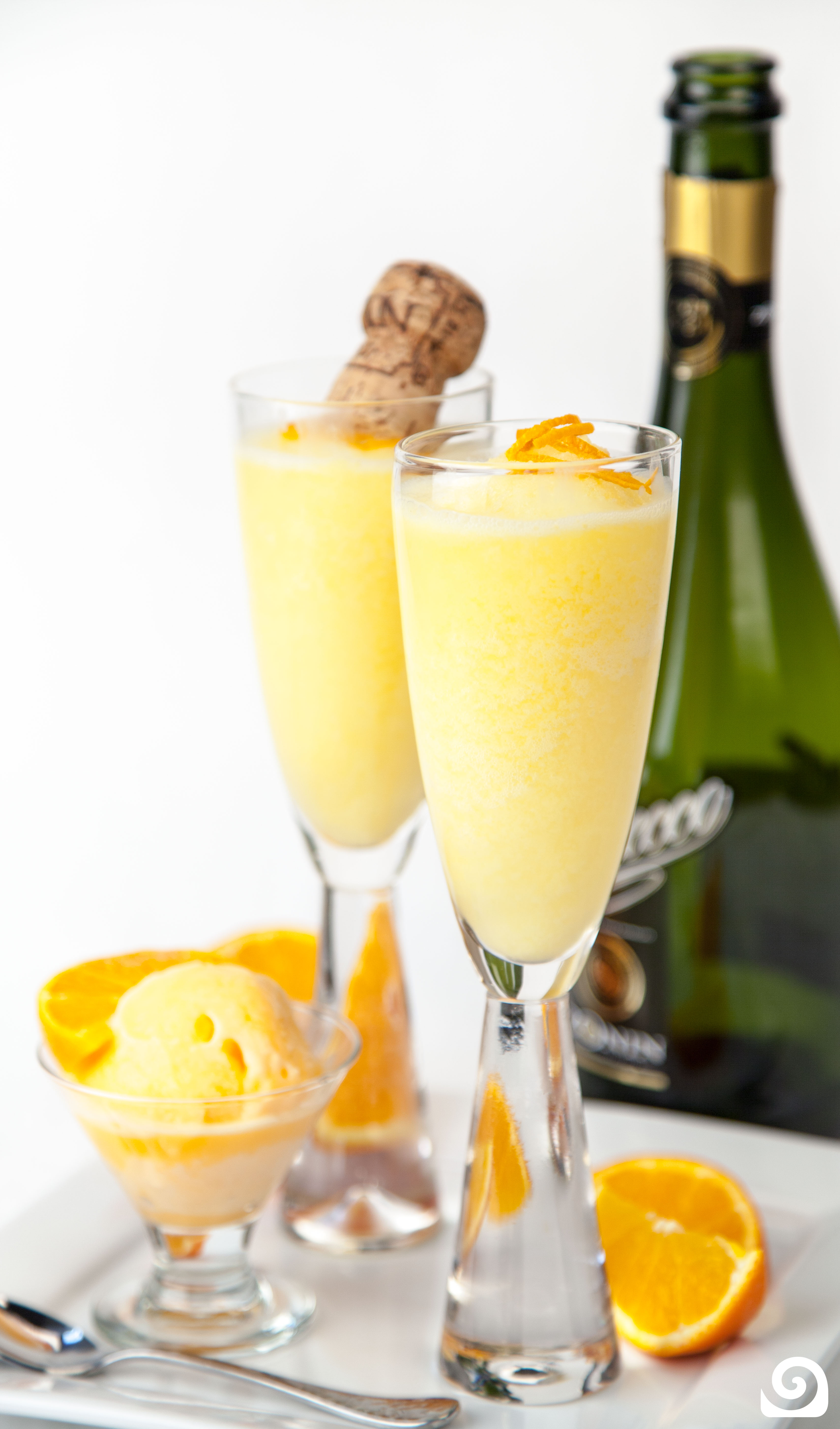 Mimosa recipe dishmaps for Cocktail mimosa