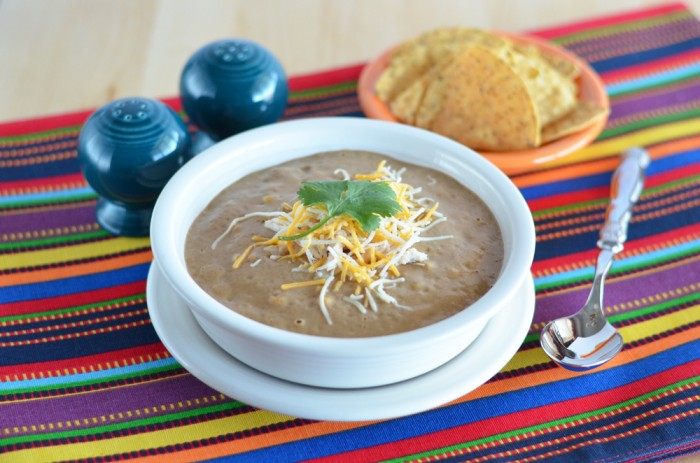 Creamy Taco Soup Blender Recipe