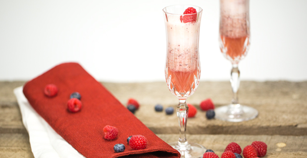 Valentine's Blender Drink