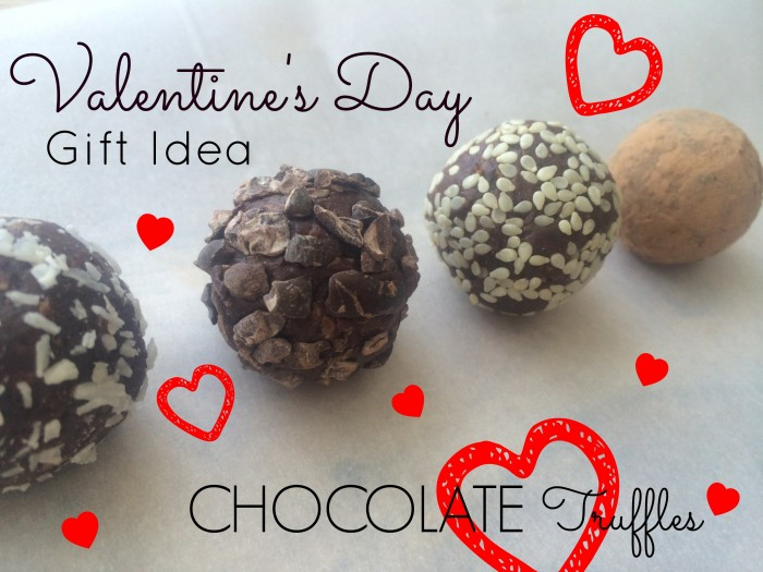 Vegan Chocolate Truffles Recipe